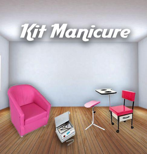 Kit Manicure Ref. 1258