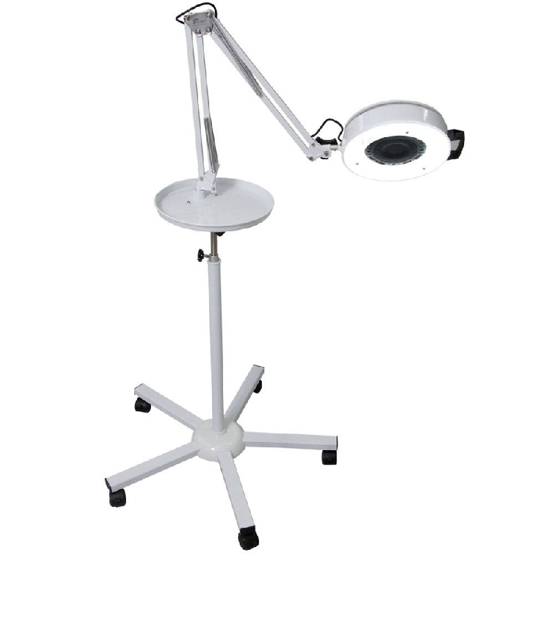 Luminária Com  Exaustor Com  Tripé   Ref. EST 750)