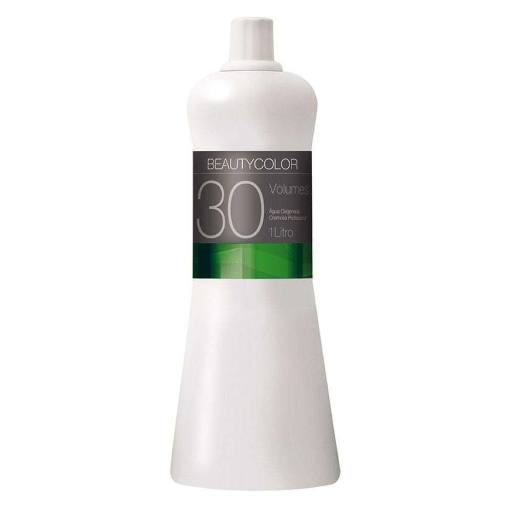 Água Oxigenada Beauty Color 1 Litro 30 Volumes