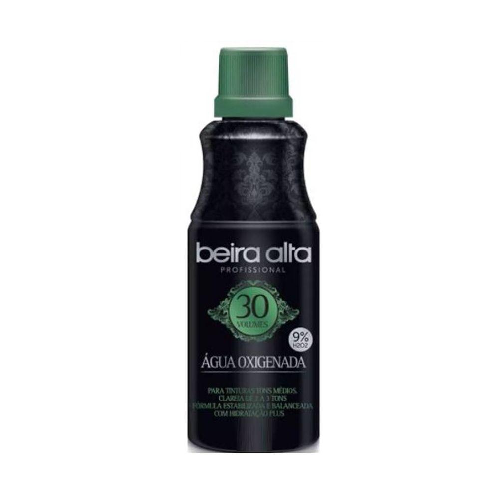 Água oxigenada Beira Alta 450ml 30 volumes