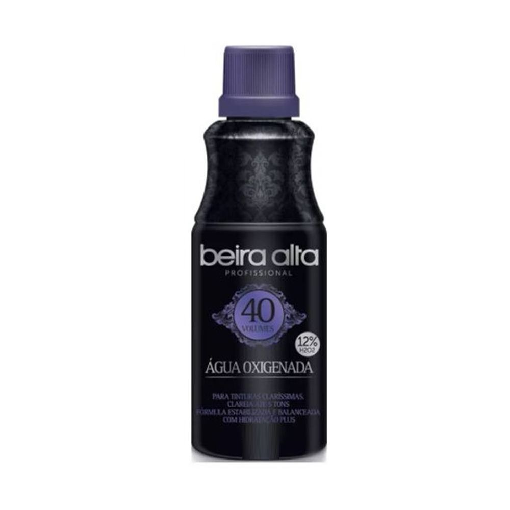 Água oxigenada Beira Alta 450ml 40 volumes