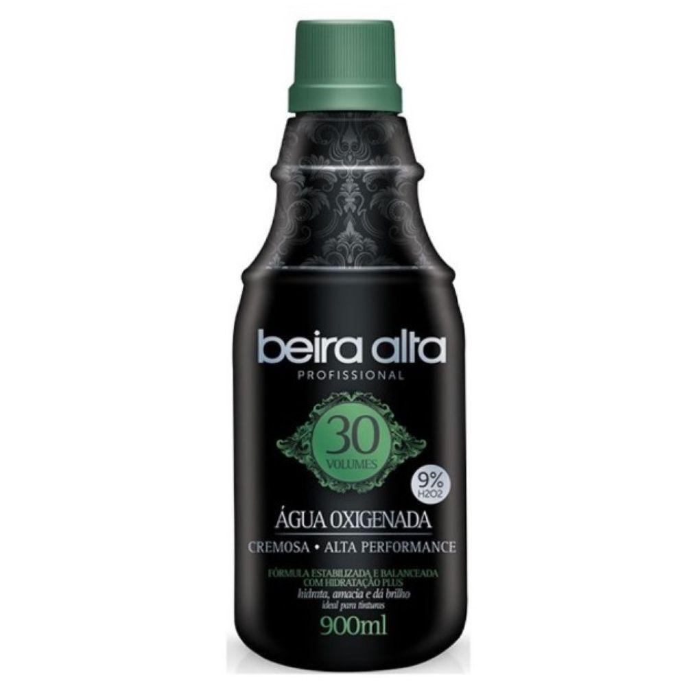 Água oxigenada Beira Alta 900ml 30 volumes