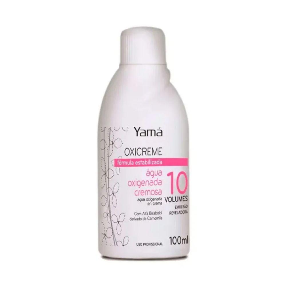Água Oxigenada Yamá 100ml 10 volumes