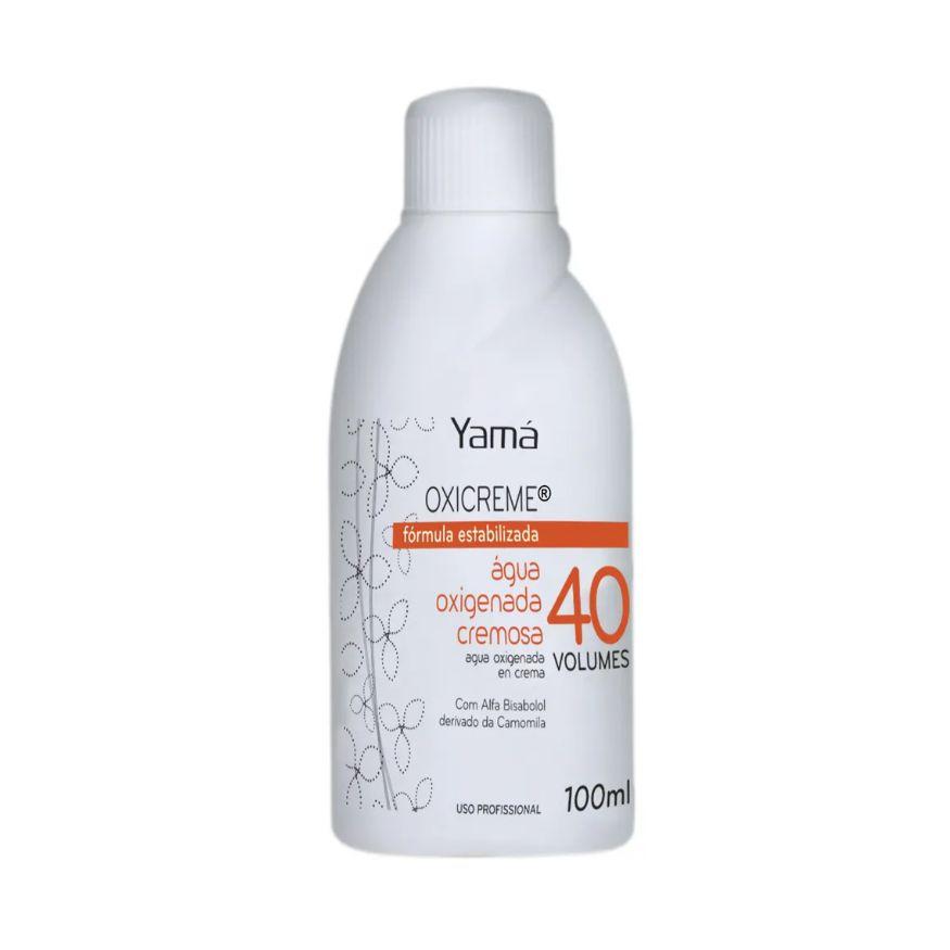 Água Oxigenada Yamá 100ml 40 volumes
