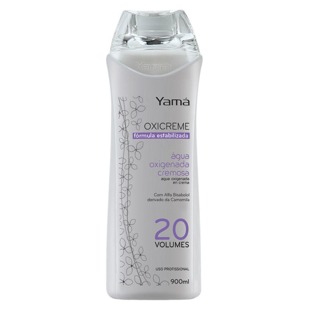 Água Oxigenada Yamá 900ml 20 volumes