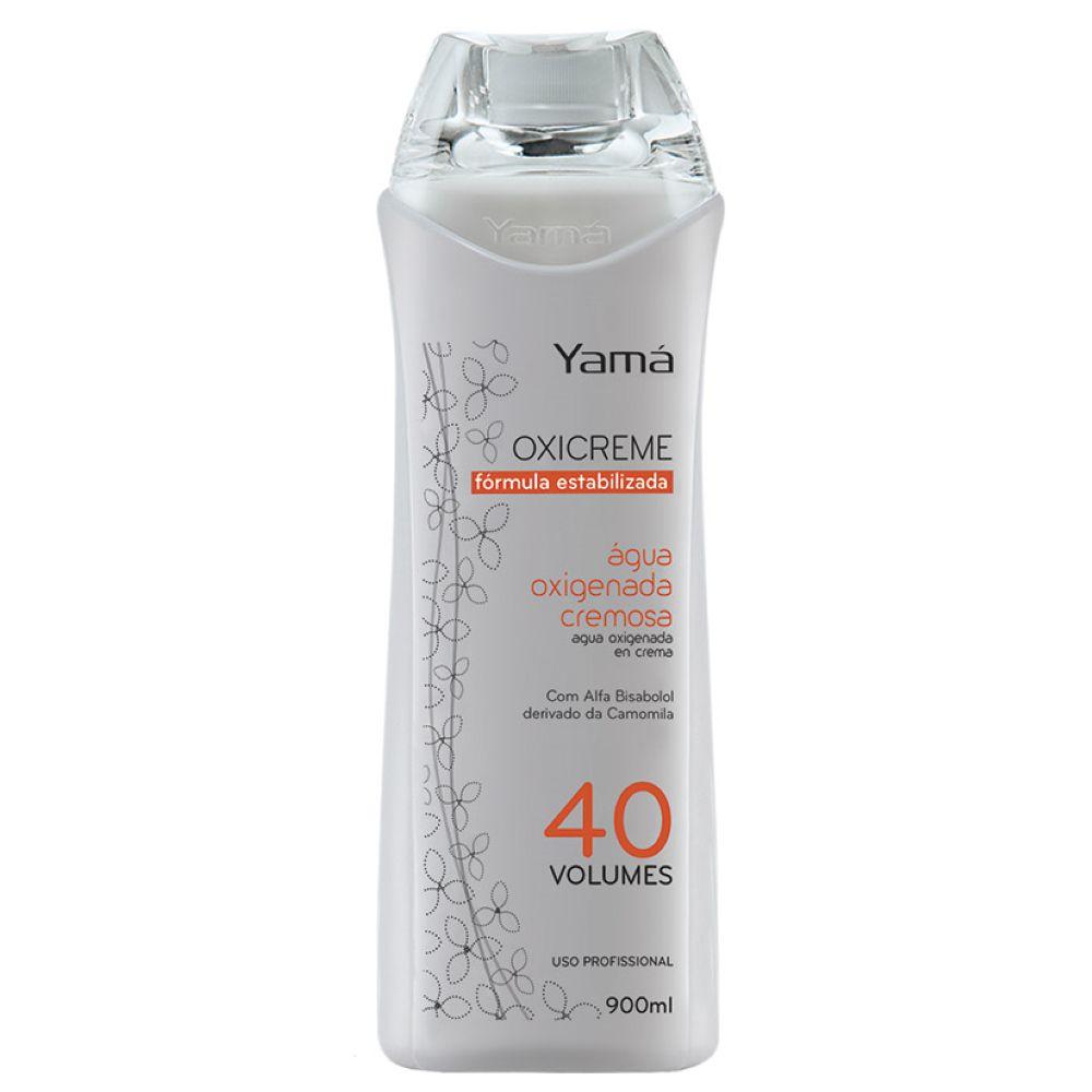 Água Oxigenada Yamá 900ml 40 volumes