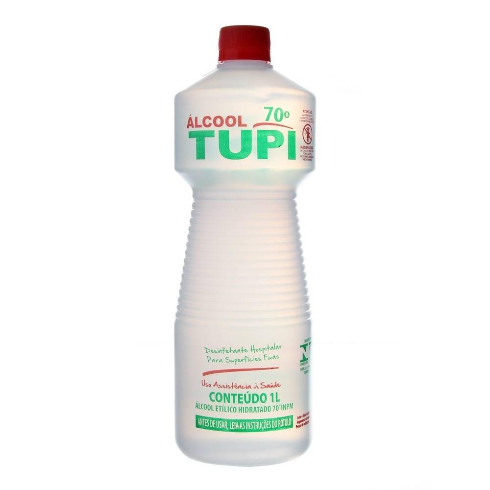 Álcool 70º TUPI 1 Litro