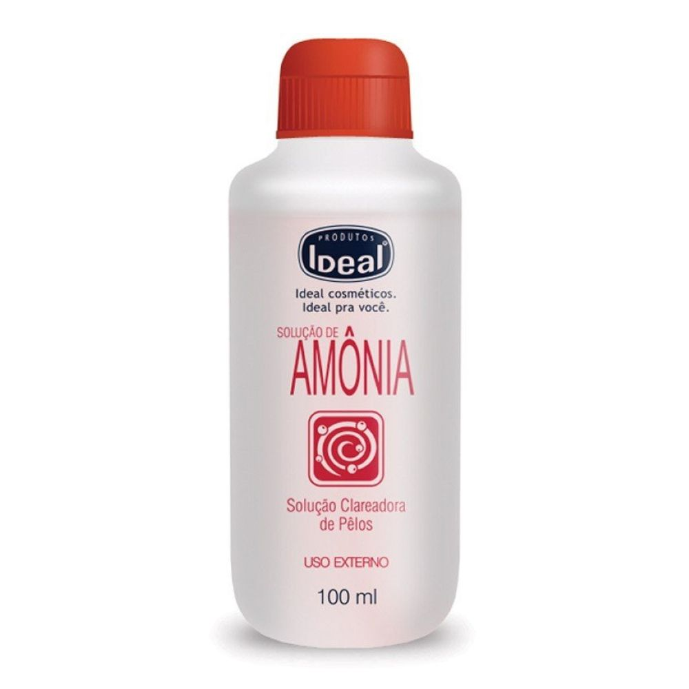 Amônia Ideal 100ml