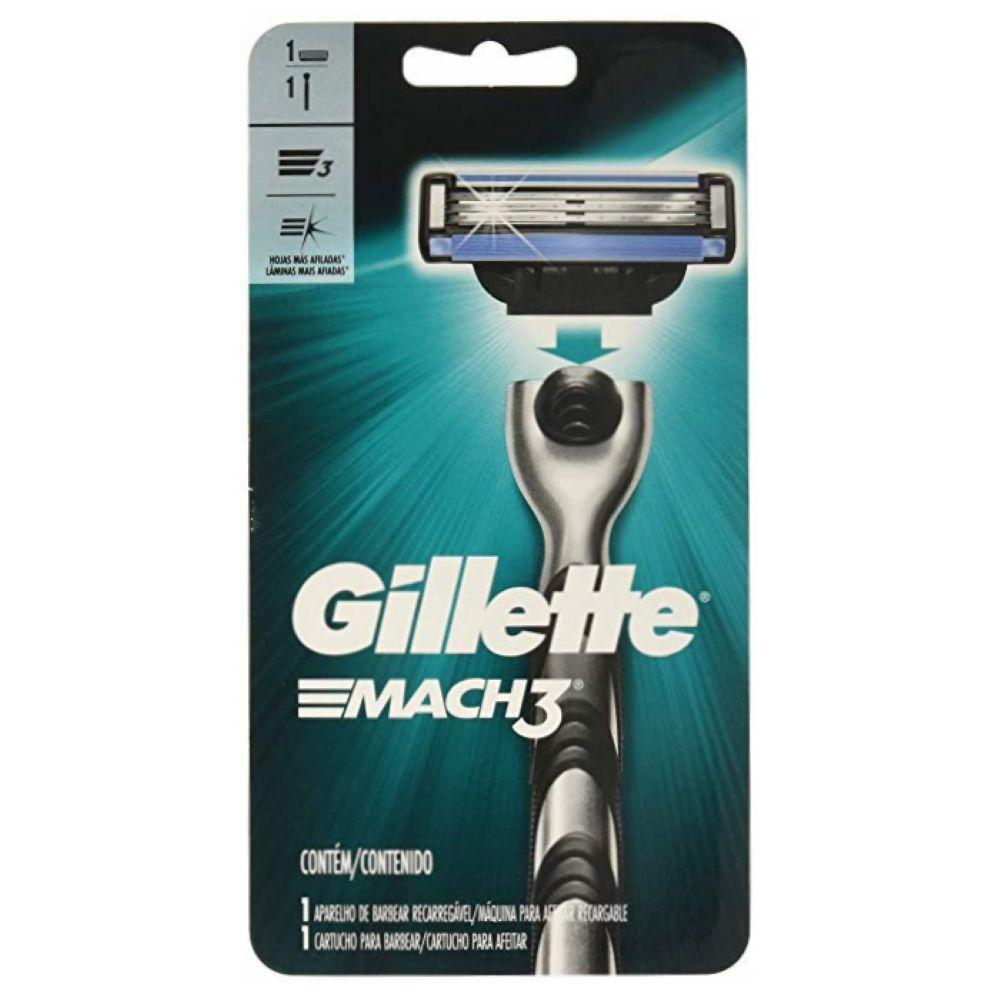 Aparelho Gillette Mach3