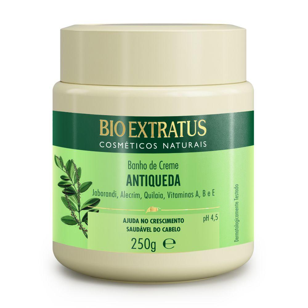 Banho de Creme Bio Extratus Antiqueda Jaborandi 250g