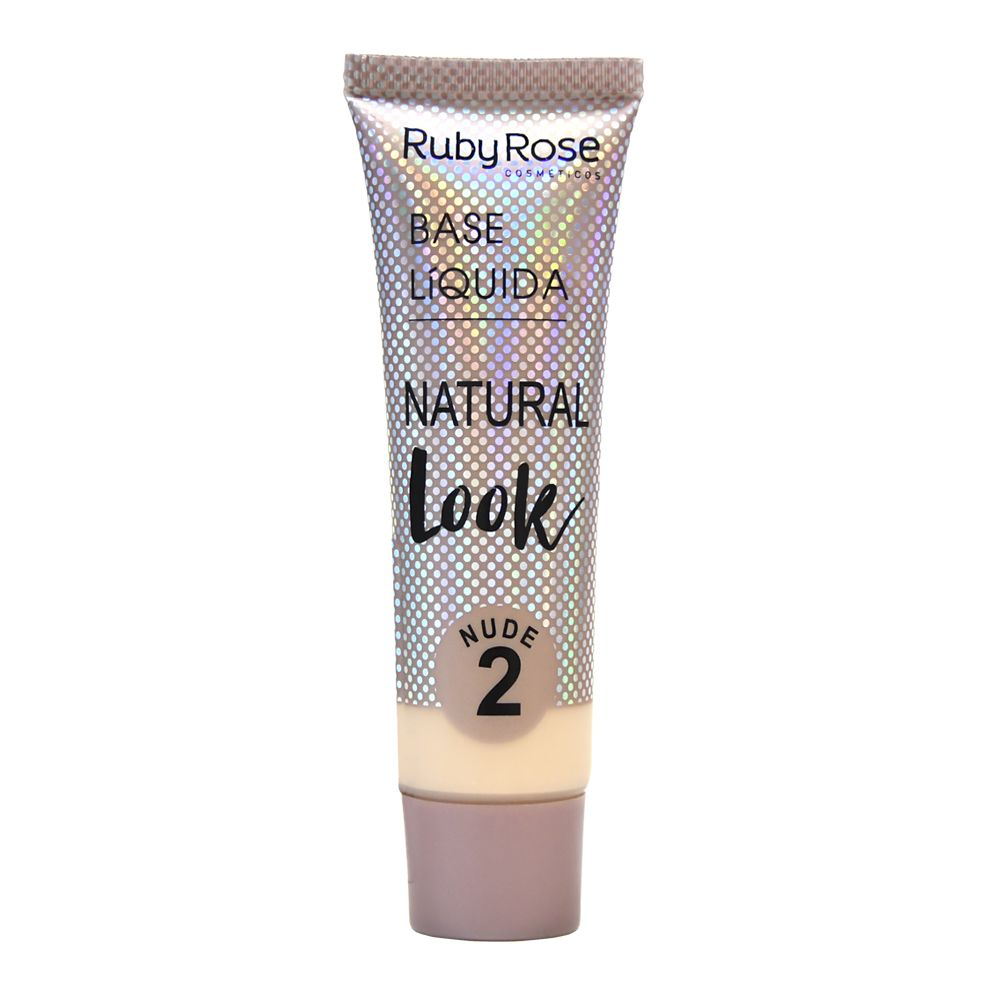 Base Ruby Rose Natural Look Nude 02