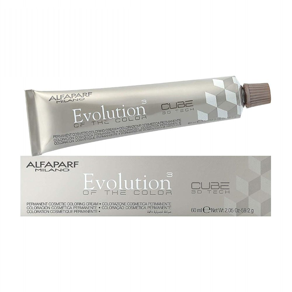 Coloração Alfaparf Evolution 7.1 Louro Médio Cinza