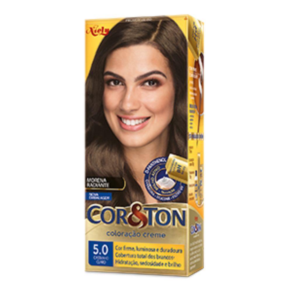 Coloração Cor&Ton 5.0 Castanho Claro