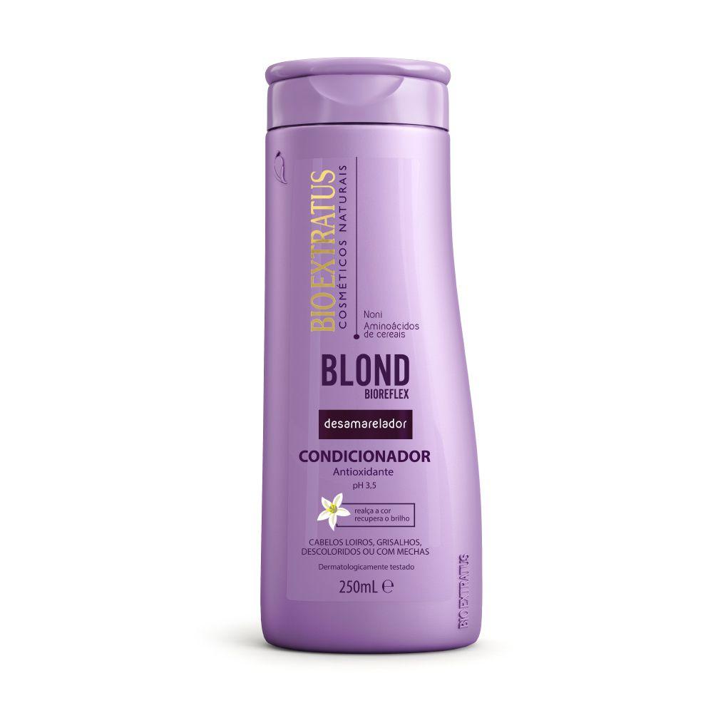 Condicionador Bio Extratus Blond Desamarelador 250ml