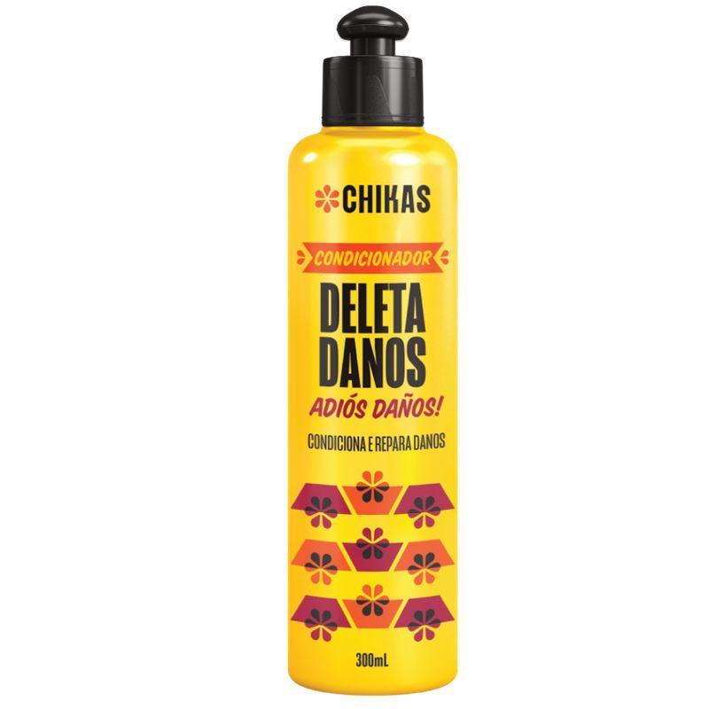 Condicionador Chikas Deleta Danos 300ml