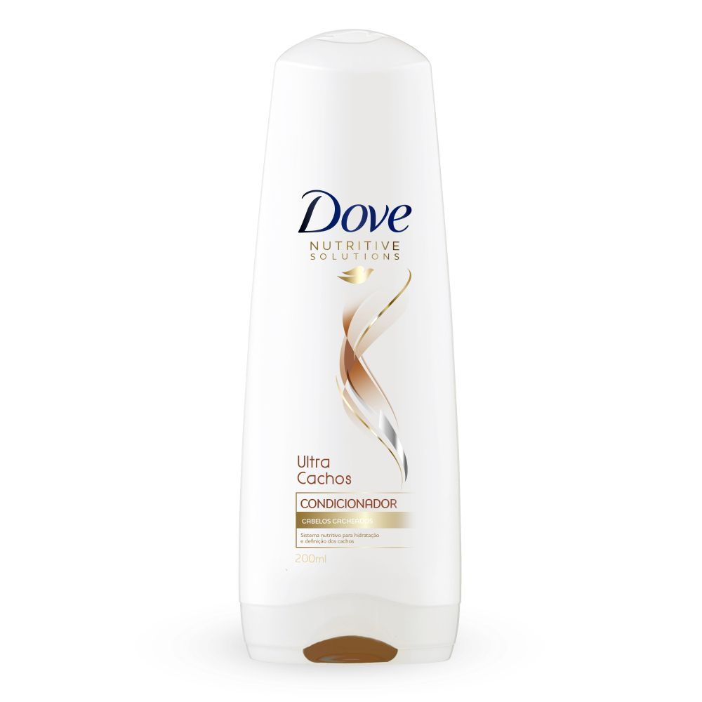 Condicionador Dove Ultra Cachos 200ml