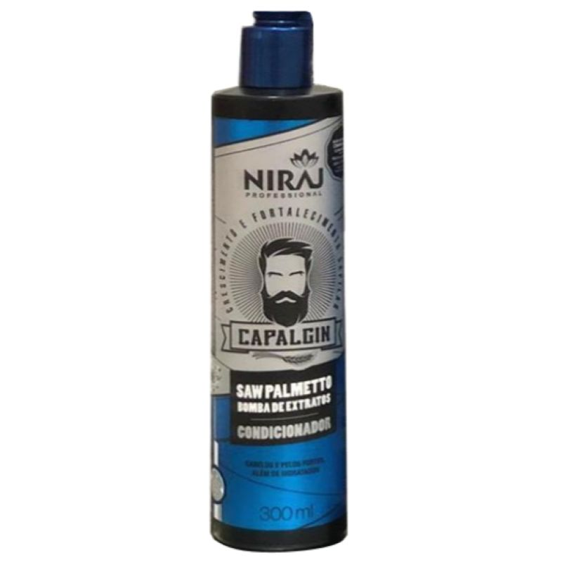 Condicionador Niraj Capalgin Bomba de Extratos
