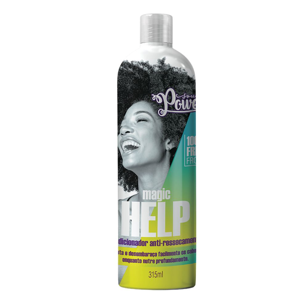 Condicionador Soul Power Magic Help 315ml