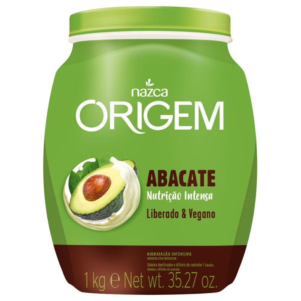 Creme de Hidratação Origem Abacate 1kg