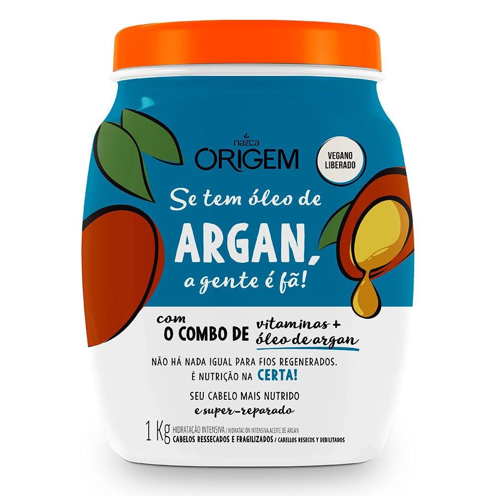 Creme de Hidratação Origem Óleo de Argan 1kg