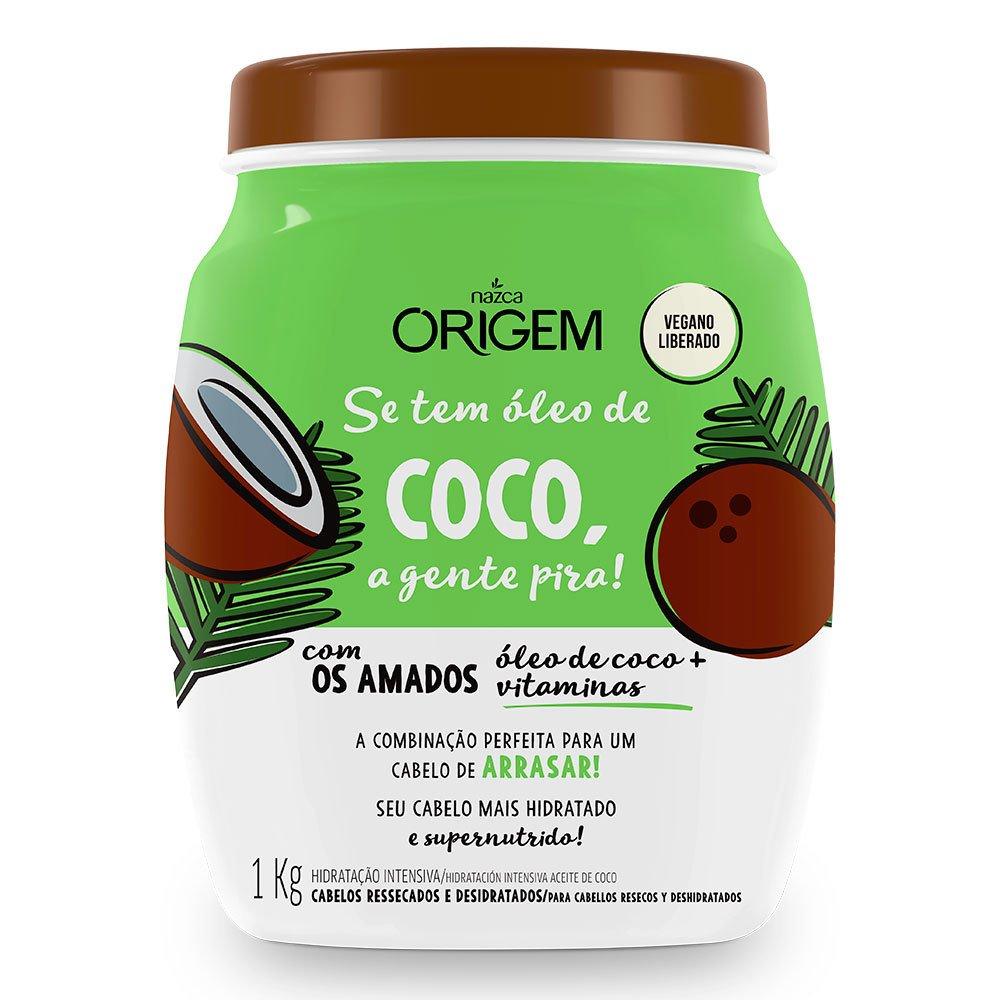 Creme de Hidratação Origem Óleo de Coco 1kg