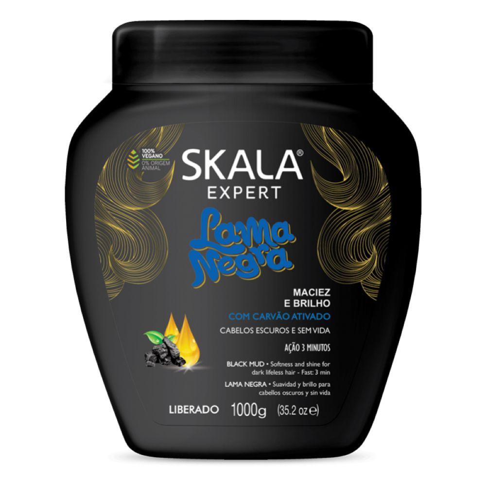 Creme de Tratamento Skala Lama Negra 1kg