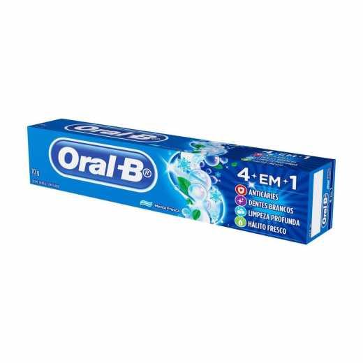 Creme Dental Oral-B 4em1 70g