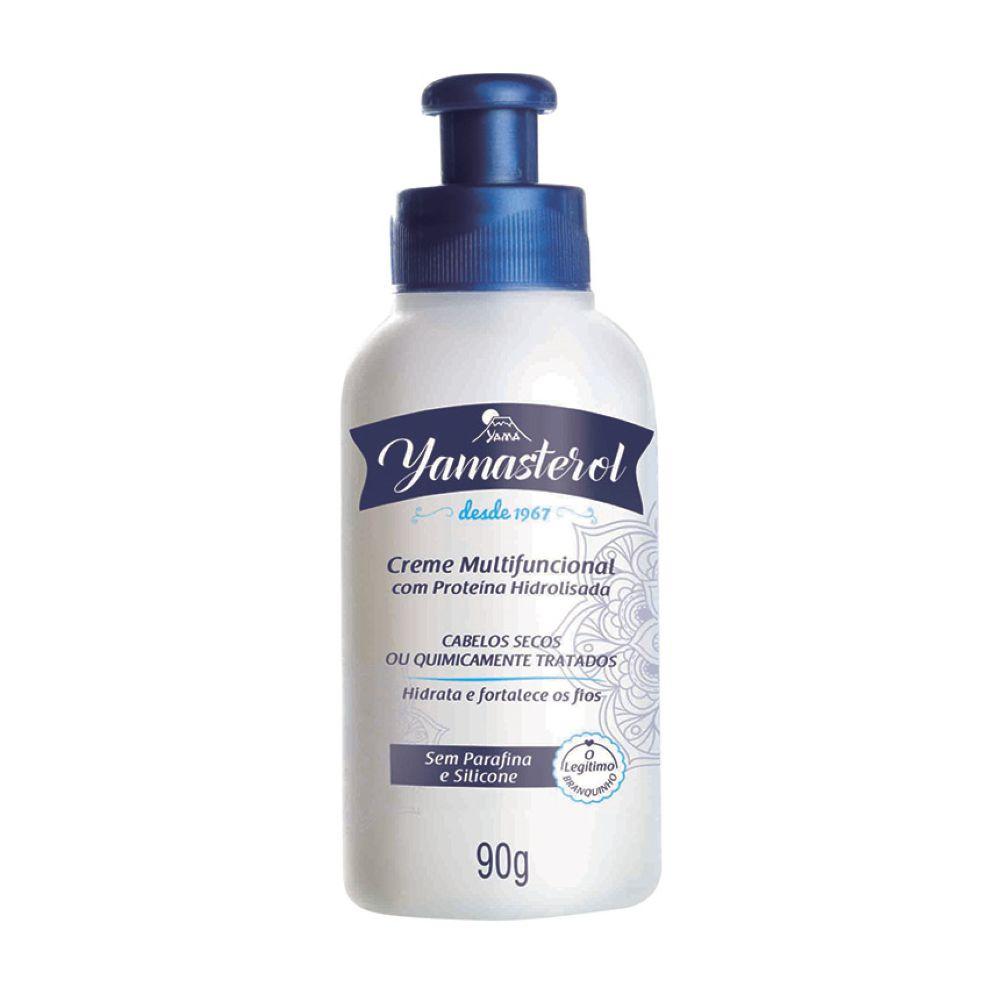Creme Multifuncional Yamasterol Proteína Hidrolisada 90g