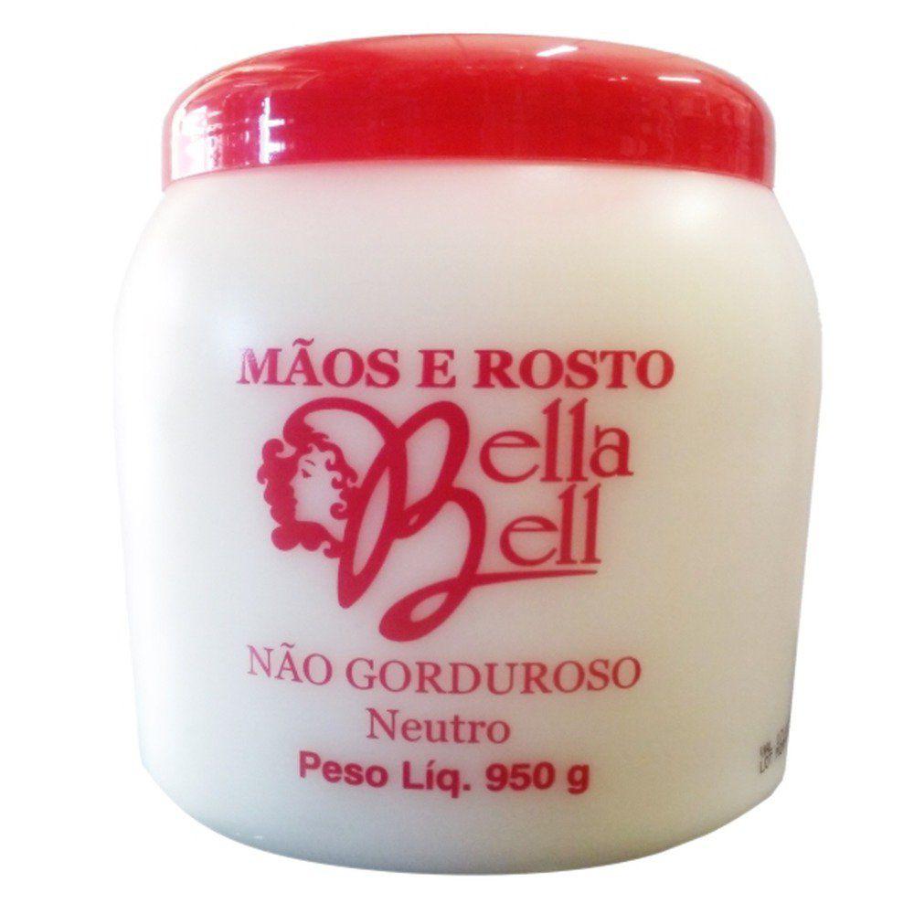 Creme Neutro 950g Bella Bell  - Sofí Cosméticos