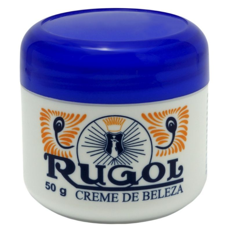 Creme Rugol Tradicional 50g