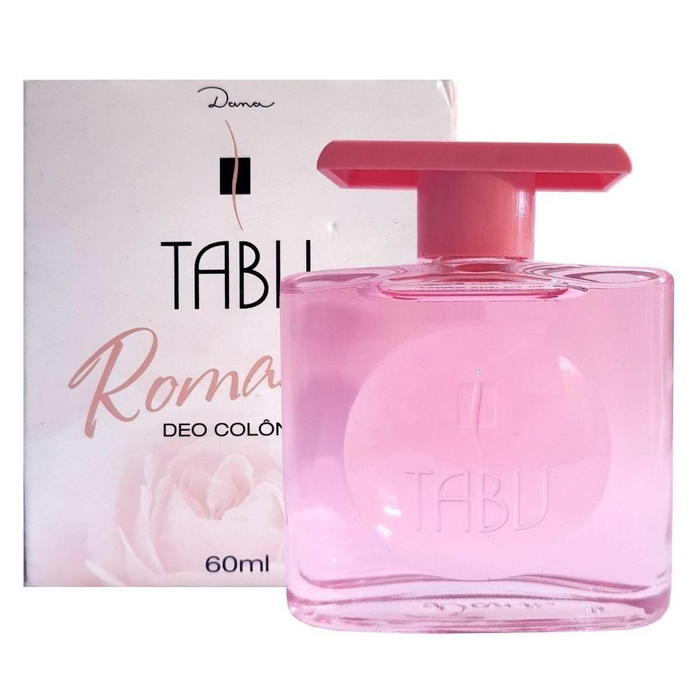 Deo Colônia Tabu Romance 60ml