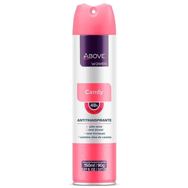 Desodorante Aerosol Above Candy