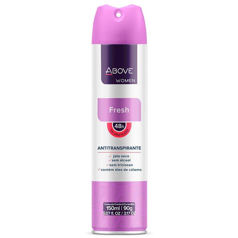 Desodorante Aerosol Above Fresh