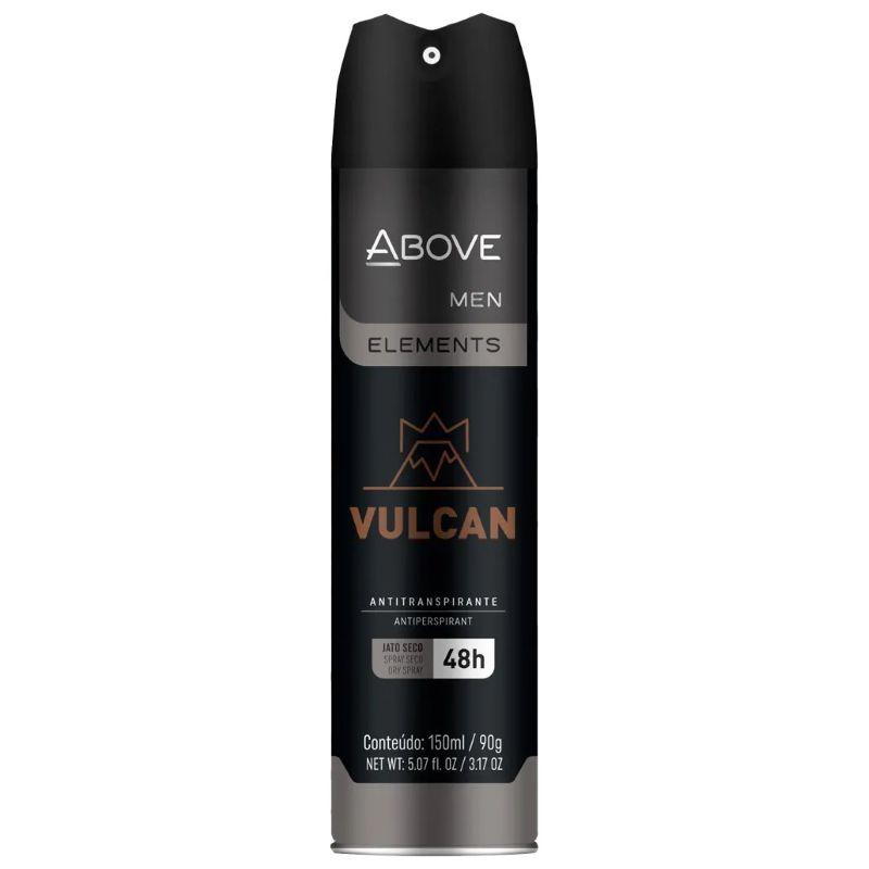 Desodorante Aerosol Above Men Vulcan