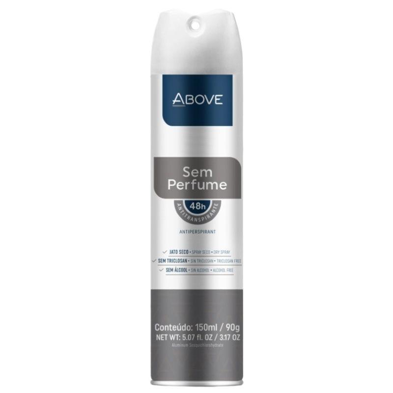 Desodorante Aerosol Above Sem Perfume