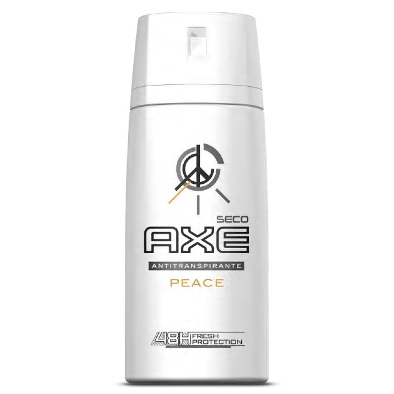 Desodorante Axe Seco Peace 152ml
