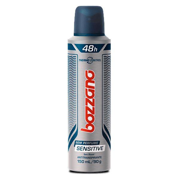 Desodorante Bozzano Sem Perfume 150ml Aerosol
