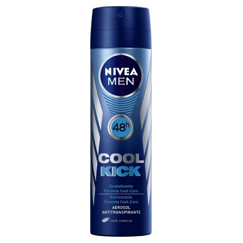 Desodorante Nivea Aerosol Men Cool Kick 150ml