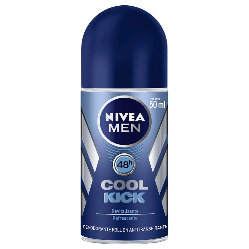 Desodorante Nivea Roll-on Men Cool Kick 50ml