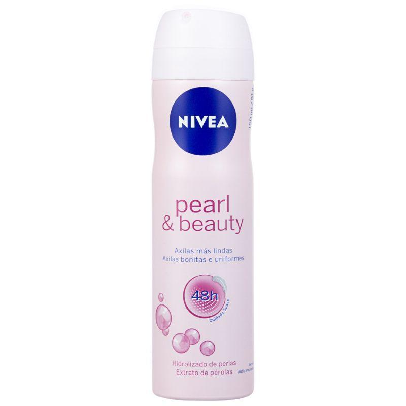 Desodorante Nivea Aerosol Pearl & Beauty 150ml