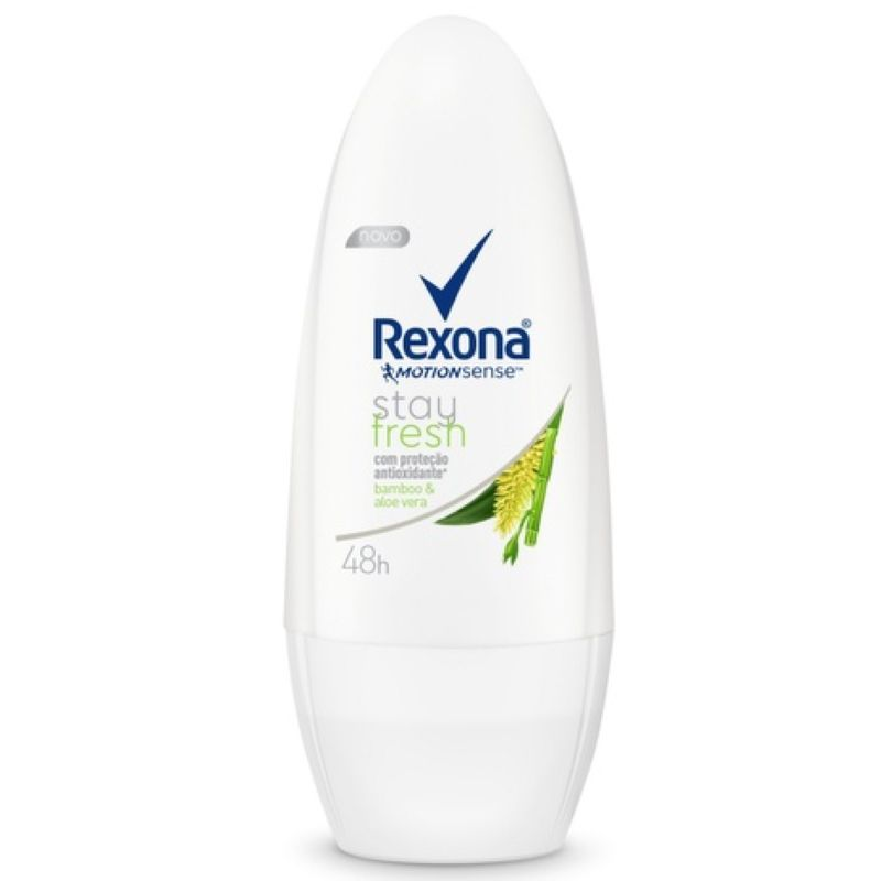 Desodorante Rexona Roll-on Bamboo 50ml