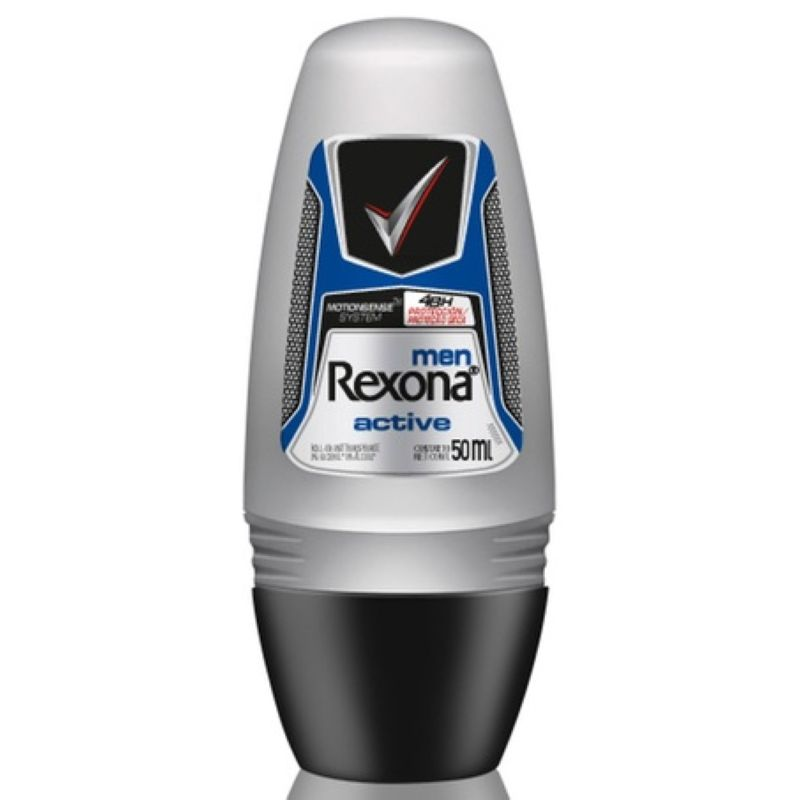 Desodorante Rexona Roll-on Men Active 50ml