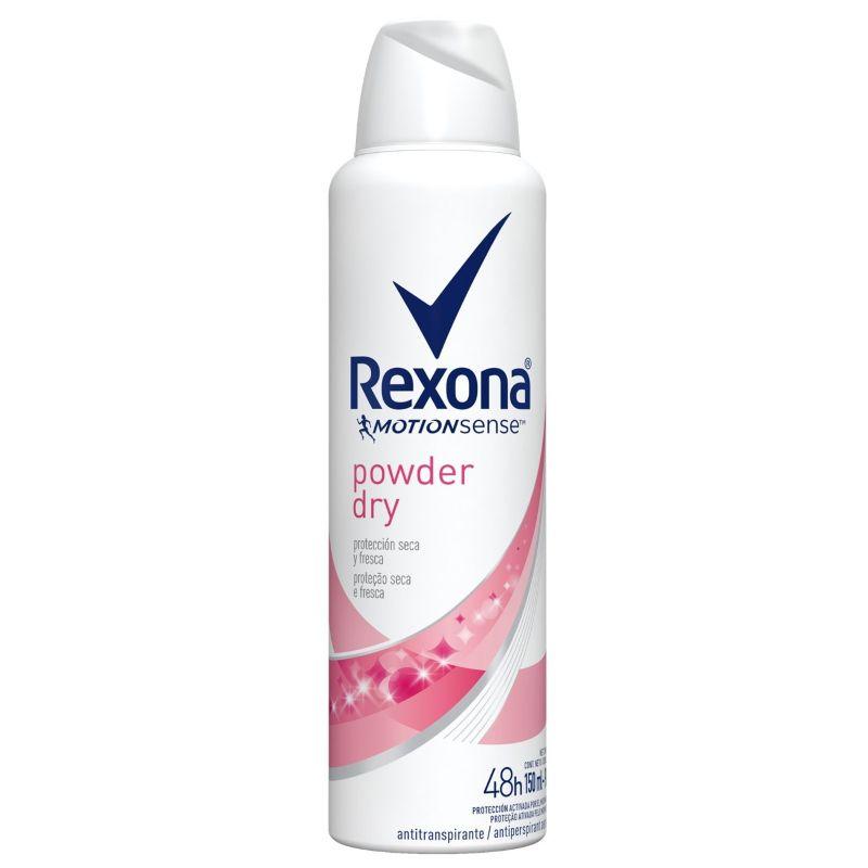 Desodorante Rexona Aerosol Powder Dry 150ml