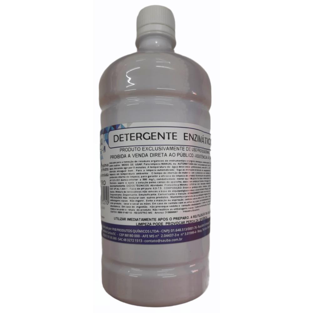 Detergente Enzimático 1 Litro