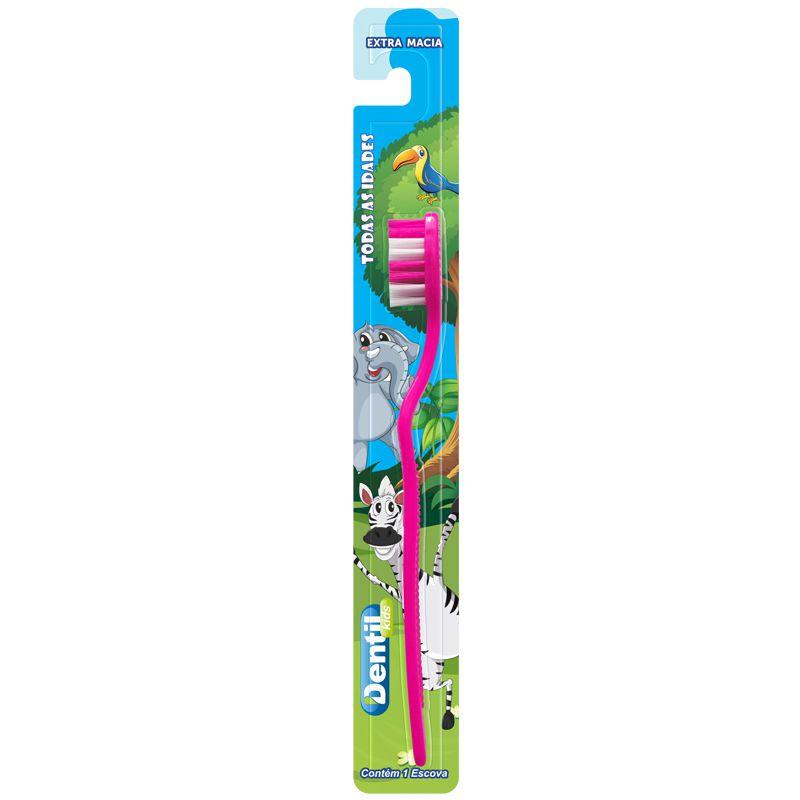 Escova de dente Dentil Plus Infantil Extra Macia