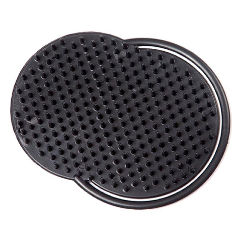 Escova Plastica Oval Para Cabelo Escobel