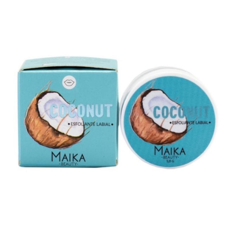 Esfoliante Labial Maika Coconut 5,0g
