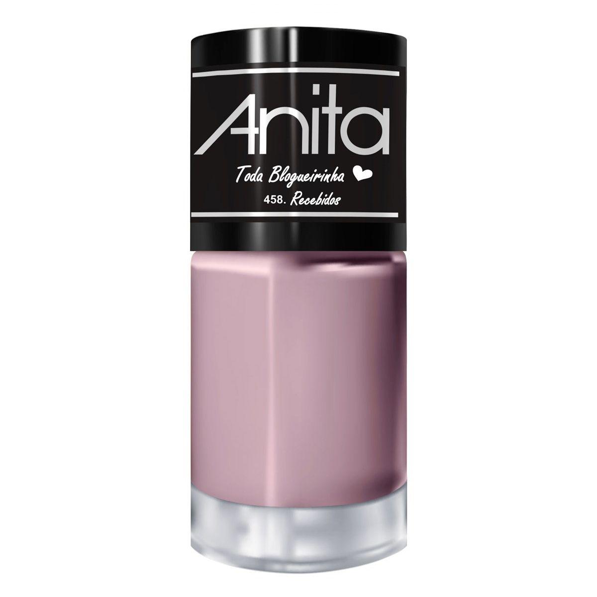 Esmalte Anita Blogueirinha Recebidos