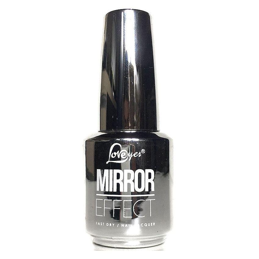 Esmalte LoveYes Mirror Effect Silver