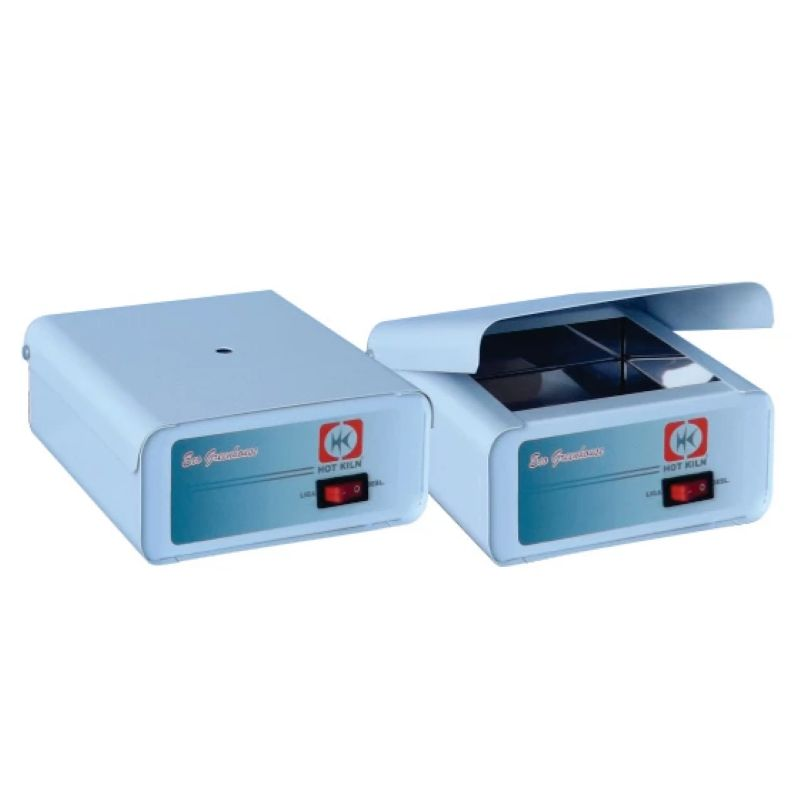 Estufa Esterilizador para Manicure Hot Kiln HK 07 Compacta